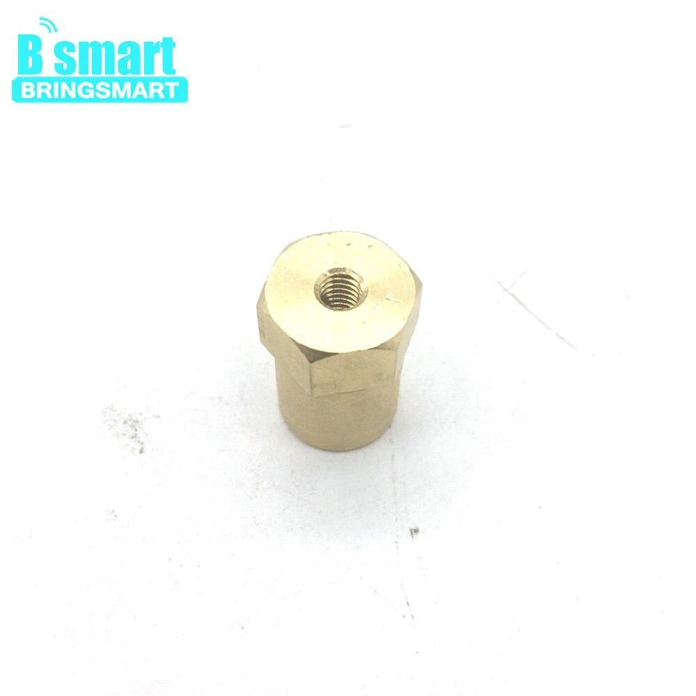 Groothandel 1 Pcs 4mm 3mm 8mm Ronde/d Vorm As Diameter Gear Motor Askoppeling 6mm Schroef Voor Diy Speelgoed Auto Motor Xpower Zo Effectief Als Een Fee Doet