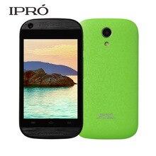 IPRO Телефон Бренд Быстро России 3 Г Смартфон Android 4.4 MTK6571 Двухъядерный Мобильный Телефон Оперативной Памяти 512 М Rom 4 Г Dual SIM Смартфон