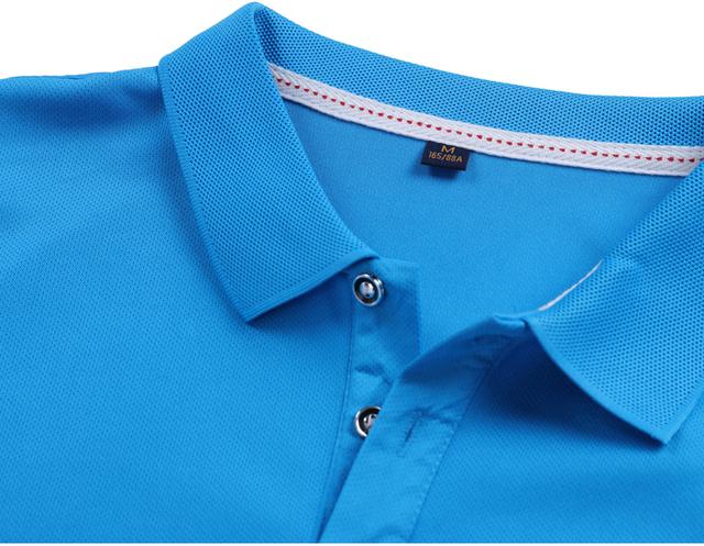 Men's Polo Shirt Camisa masculina Shirt Cotton Short Sleeve shirt Brands jerseys Summer Tops