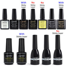 Reall CANNI Full Manicure UV led fast dry Varnish Rubber base coat long lasting no clean bright shiny Topcoat gel nail polish kiss impress manicure accent hard varnish bright as a feather