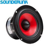 1PC Sounderlink Audio Labs Top End 4 Inc Woofer Subwoofer Bass Raw Speaker Driver For DIY