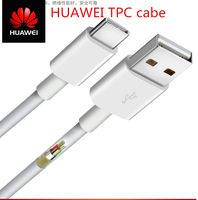 Original HUAWEI Fast Charger Cable USB Type A to Type C Quick charge Data Cable For P9 PLUS novo G9 Honor 8 9 Mobile Phone