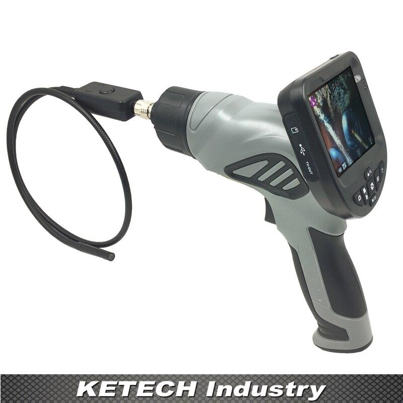 Design; Handheld Od5.5mm Porbe Auto Motor Abflussrohr Kanalisation Ndt Kontrolle Videoscope Endoskop Endoskop Hohe Temperatur Schutz Novel In