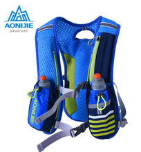 AONIJIE Sport Hydration Backpack Outdoor Breathable Bike Cycling Water Backpack Hiking Camping Backpacks Fit