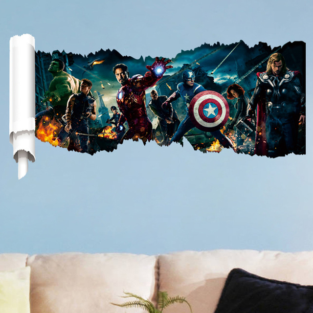 3d Wallpaper Avengers Superheroes Marvel Comics Drawings
