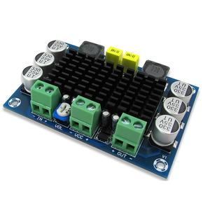 Image 1 - AIYIMA TPA3116D2 モノラルデジタルオーディオアンプボードクラス D 100 3w のアンプ DC12 26V DIY XH M542 ハイファイアンプモジュール
