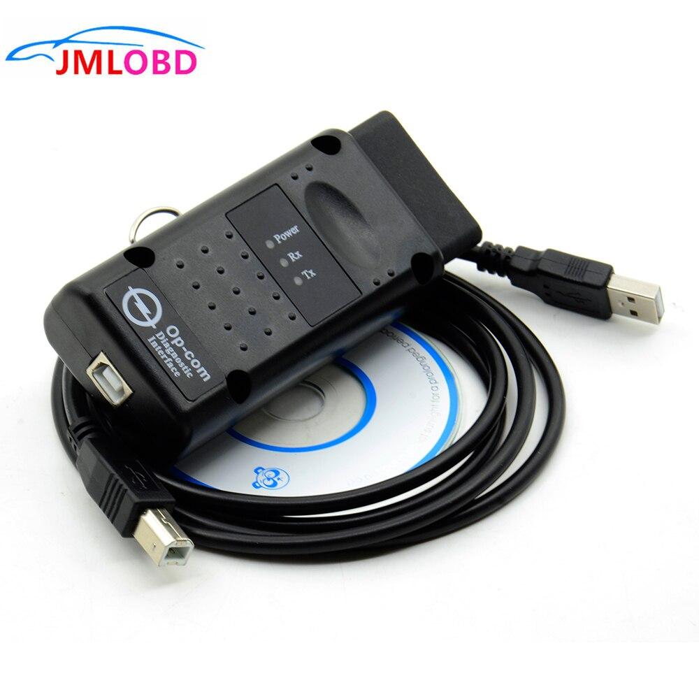 OPCOM 1.70 V1.78 For Opel Diagnostic Scanner OP COM V1.59 CANBUS OP-COM OBD2 super scanner free shipping