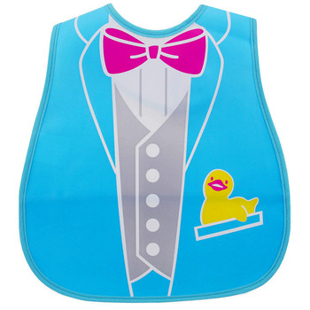 Waterproof Cartoon Wash-free EVA Bandana Bib for Baby Infant 1~6 Years Old Baby Boy Girl Stuff Burp Cloth Toddler Scarf 1
