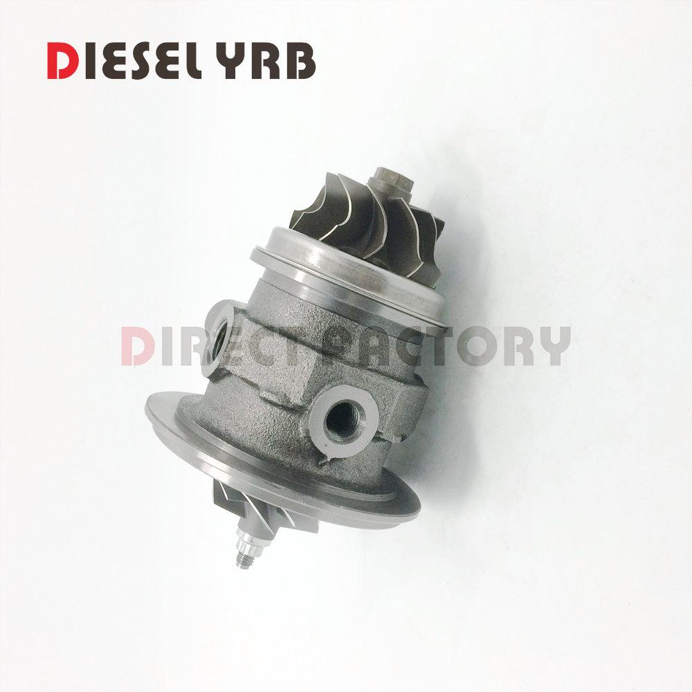Turbocharger cartridge core TB25 452162-0001 452162 for Nissan Terrano II 2.7 TD TD27TI 92Kw 1997- CHRA turbo 452162-5001S turbo chra 1454224 0001 14542240001 a6620903080 turbocharger cartridge for ssang yong musso 2 9 td 97 05