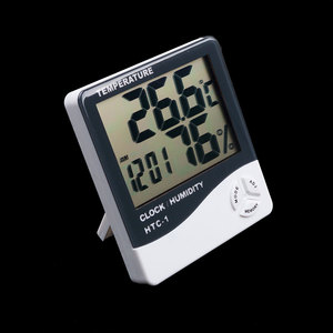 Digital Room LCD Thermometer E
