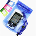 PVC Waterproof Diving Bag For Mobile Phones Underwater Pouch Case For iphone 4s/5s/6/6plus For samsung galaxy s3/s4/s5/Note5/3/4