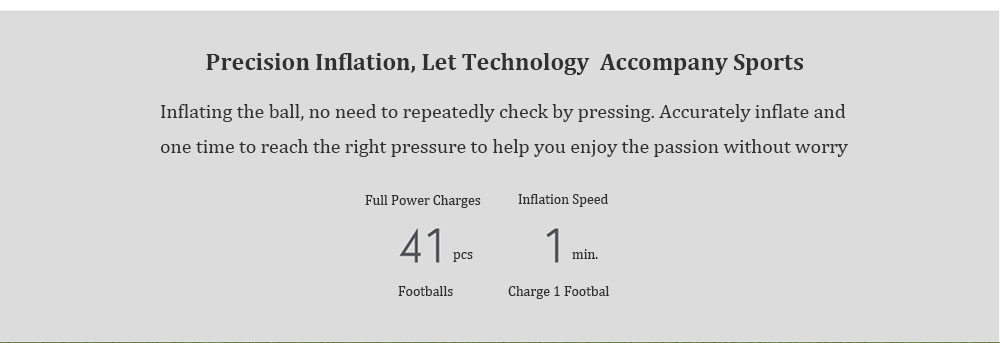 In-Stock Xiaomi Mijia Portable Smart Digital Tire Pressure Detection Electric Inflator Pump for Bike Motorcycle Car Football (6)
