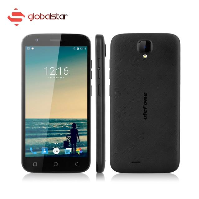 Ulefone U007 Pro Android 6.0 Cellphone MT6735 Quad Core 5.0 inch 1G RAM 8G ROM 2200 mAh Smartphone 4G LTE Dual SIM Mobile Phone