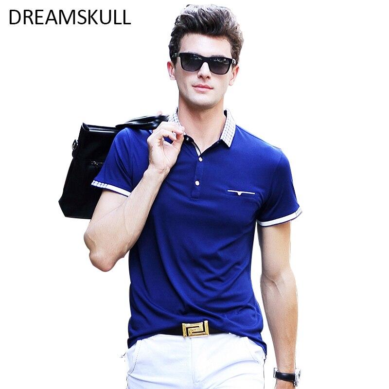 casual polo shirt men fashion short sleeve high quality brand polo shirt smooth camisa polo. Black Bedroom Furniture Sets. Home Design Ideas