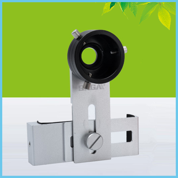 24-36mm Diameter Full Metal Universal Telscope Mount Adapter Binoculars Spotting Scope Camera Holders for Android iPhone