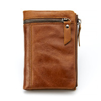 Genuine Leather Fancy Wallet for MEN