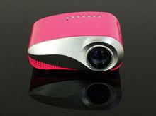 Hot MC200 LED Mini Pocket Projector For Iphone 5 Mini Projector For Smartphones Mini Led projector Theater Education 1080P