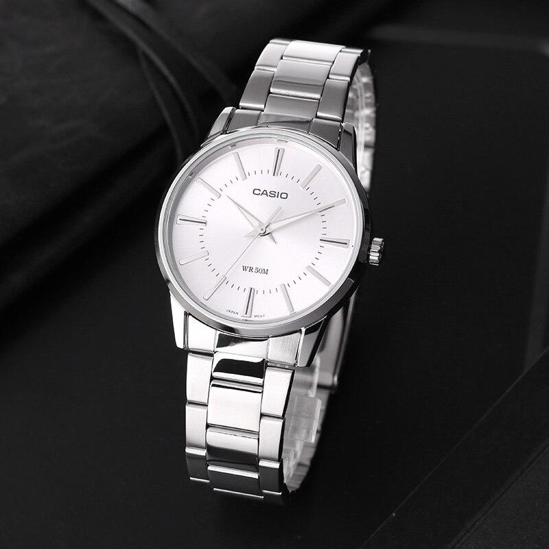 Casio pointer series leisure minimalist quartz male watches