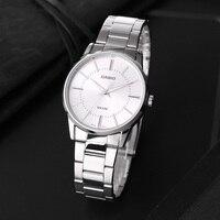 Casio pointer series leisure minimalist quartz male watches MTP 1303D 7A