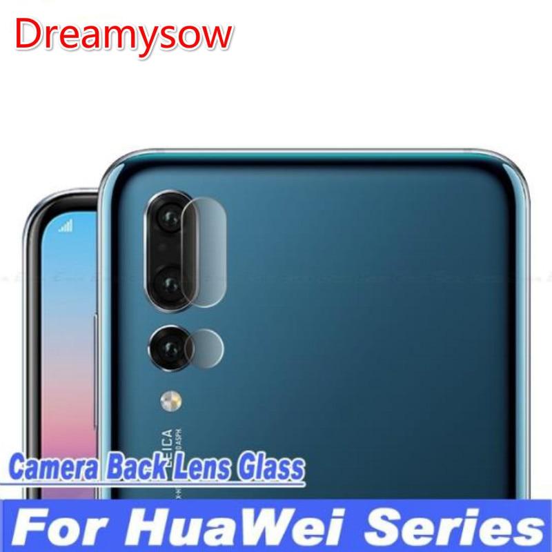 Dreamysow Back Camera Lens Screen Protector Guard Tempered Glass Film For Huawei Nova 2i 2 G9 G7 plus G8 Honor 7 7i V8 9 5X 8