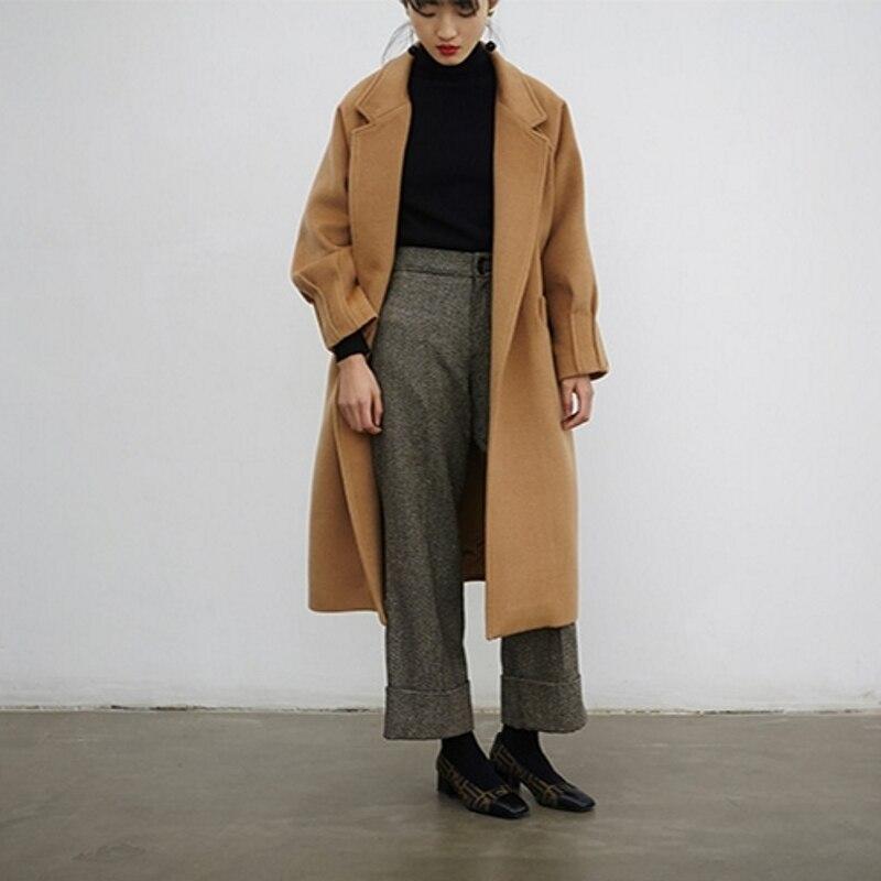 Popular Tan Wool Coat-Buy Cheap Tan Wool Coat lots from China Tan ...