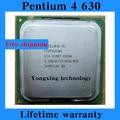 Lifetime warranty Pentium 4 630 3.0GHz 2M 800 desktop processors CPU  Socket LGA 775 pin Computer Free shipping