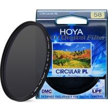 HOYA PRO1 цифровой CPL фильтр 52 55 58 62 67 72 77 82 мм поляризационный фильтр CIR-PL многослойное покрытие для защиты объектива камеры