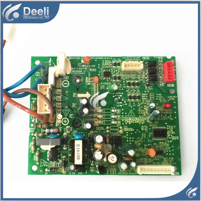 цена на 100% new for Air conditioning computer board DCFAN-ME-POWER-15A PC board