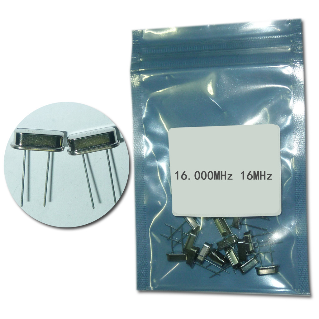 20pcs // Lot Crystal 4MHz HC-49S Type Passive Crystal