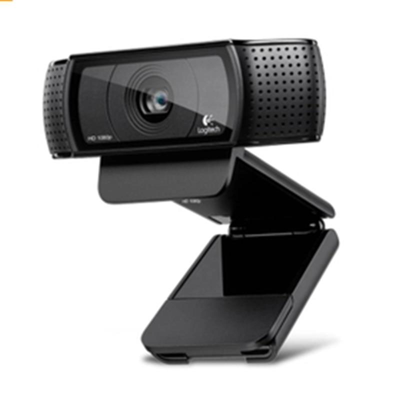 Logitech C920 HD Webcam 1080p Webcam Video , Conferencing Camera merida bigseven 800 27 5