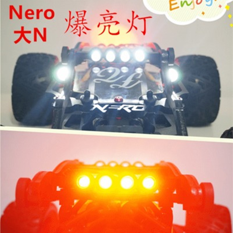 ARRMA Nero Led Super Light Front Lamp Head Light Taillights Llight For Roll Cage The Car And Roll Cage Is Not Included   NEWARRMA Nero Led Super Light Front Lamp Head Light Taillights Llight For Roll Cage The Car And Roll Cage Is Not Included   NEW