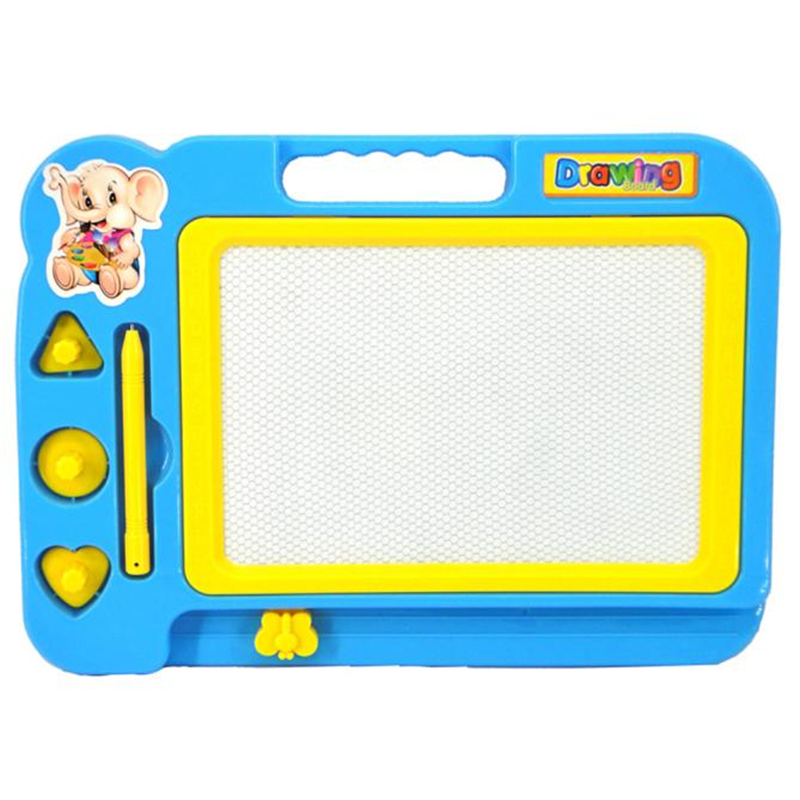 Kid Color Magnetic Writing Painting Drawing Graffiti Board Toy Preschool Tool BU Great Gift For Educational Learning Drawing