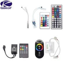RGB Controller 24 key Remote 44 key remote Music Remote RF Touch Remote Controller for 2835 5050 RGB LED Strip RGB Lamp