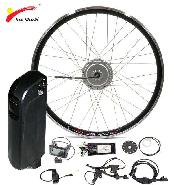 Electric Bike Motor Kit Price: 48V 250W 500W Electric Bike Conversion Kit With SAMSUNG