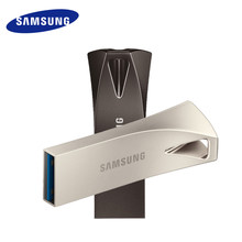 SAMSUNG USB Flash Drive Disk USB3.0 USB3.1 32G 64G 128G 256G Metal Mini Pen Drive Pendrive Memory Stick Storage Device U Disk(China)