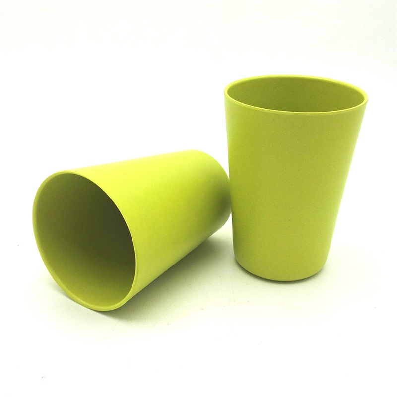 No Plastic Healthy and Eco-friendly Product Bamboo Powder Products Tea and Coffee Small Water Cup Кубок