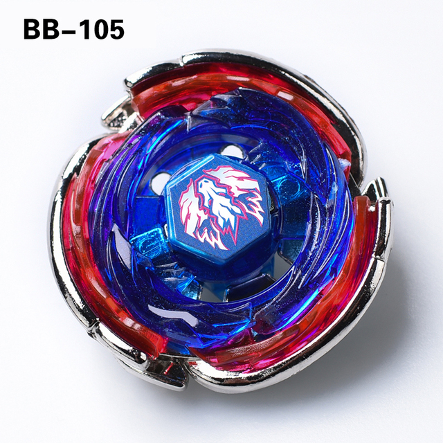 1pcs Spinning Top BB105 Bayblade Metal 4D Launcher Constellation Fighting Gyro Battle Fury Toys Christmas Gift For Children