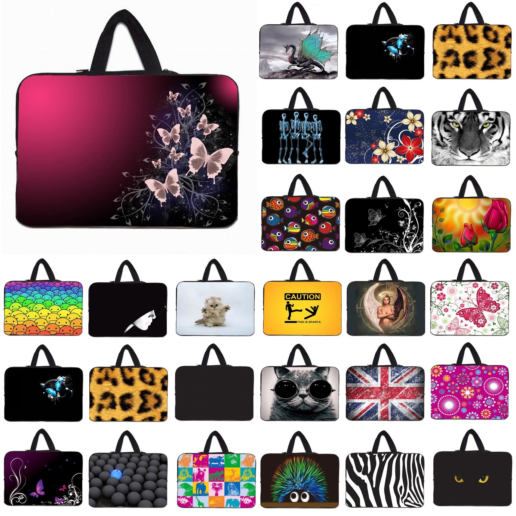 Viviration Brand Laptop Bag Tablet 10.1 11.6 12 Mini PC Inner Cases Neoprene Notebook Shell Bag For Macbook Air 13 14 15 17