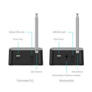 Image 5 - 433 Mhz Wireless Audio Adapter Zender Ontvanger Afstandsbediening Ir Extender Repeater Voor Dvd Dvr Iptv