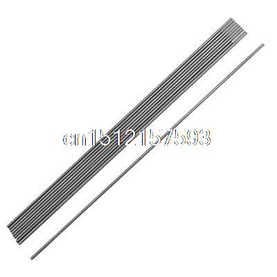 10 Pcs Argon Arc Welding Cerium Tungsten Electrodes 1.6mm x 150mm Gray 10 pcs argon arc welding cerium tungsten electrodes 1 6mm x 150mm gray