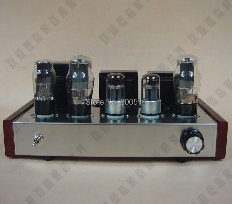 DIY 6N8P+ 6P3P single ended A tube amplifier kit DIY tube ...