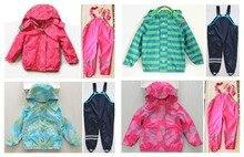 Известный бренд four seasons Немецкий topolino мыши дети дождь ветер подтяжки детская одежда дизайнер костюмы детей