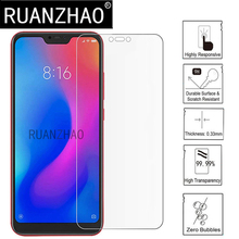 9H Tempered Glass For Xiaomi Mi A2 Lite Mi A1 Mi A2 Redmi 5 Plus Note 4X 5A Prime Screen Protector Film Glass on Note5 Pro 5A 5 телевизор led starwind 22 sw led22ba200 черный full hd 60hz dvb t2 dvb c dvb s2 usb rus