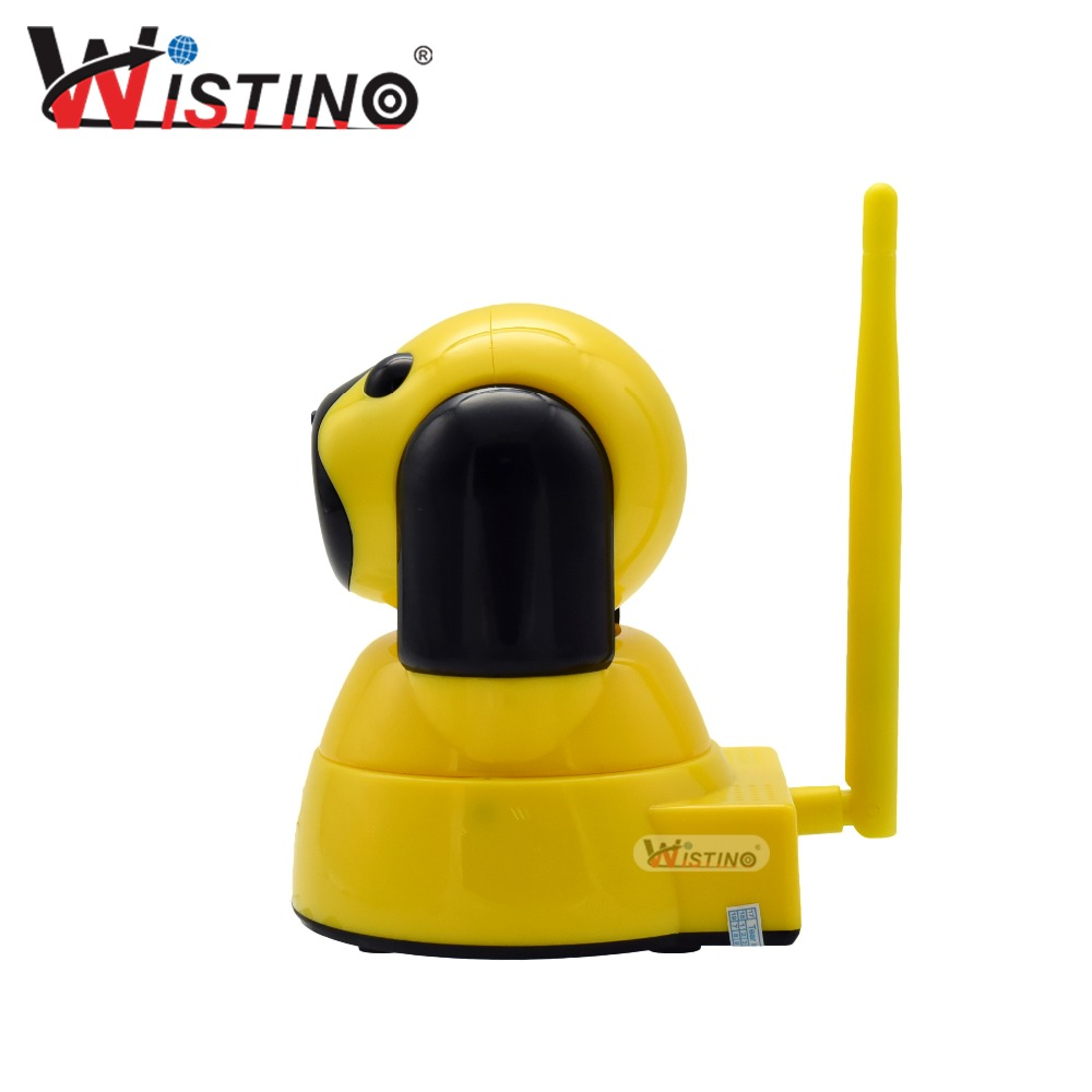 Wistino Wireless IP Camera Motion Detection Home Baby Monitor IR Night Vision WiFi Camera Alarm Onvif Surveillance Security 4