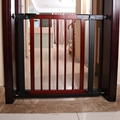 New Arrival Easy to Install Baby Safety Gate Wood Toddler Protector Pet Isolation Gate Stairs Fence Door Safety Gate