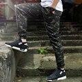 Hip Hop Mens Harem Jogger Pants Camouflage Pencil Pants Mens Military Cargo Pants Z1226