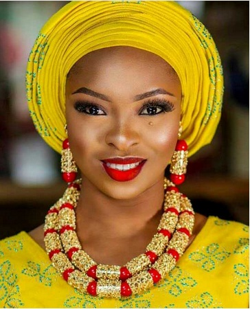 Red African Beads Luxury Dubai Gold Bold Statement Necklace Jewelry Set Wedding Nigerian Costume Jewellery Set ABH821Red African Beads Luxury Dubai Gold Bold Statement Necklace Jewelry Set Wedding Nigerian Costume Jewellery Set ABH821