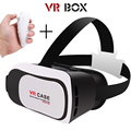 3D VR Виртуальная Игра Очки Картона Комплект VR 2.0 Картон Для 3.5-6.0 дюймов Смартфон + Bluetooth Контроллер B5