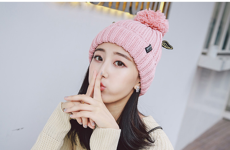 cf19250a38586 Women Fashion 2016 Autumn Winter Female Hats Hot Selling The ...
