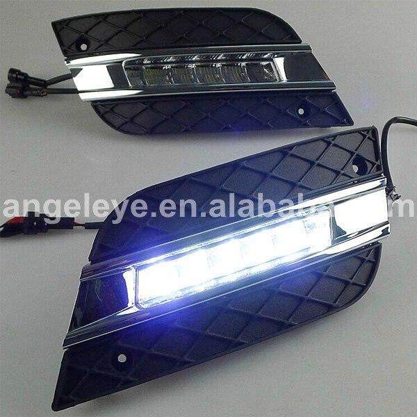 2010-2011 an pour mercedes-benz pour W164 ML350 280 320 500 LED DRL feux de jour